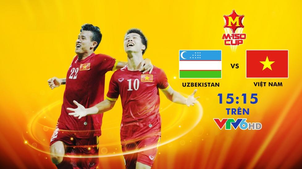 Trực Tiếp Giải Bóng Đá M150: U23 Uzbekistan - U23 Việt Nam
