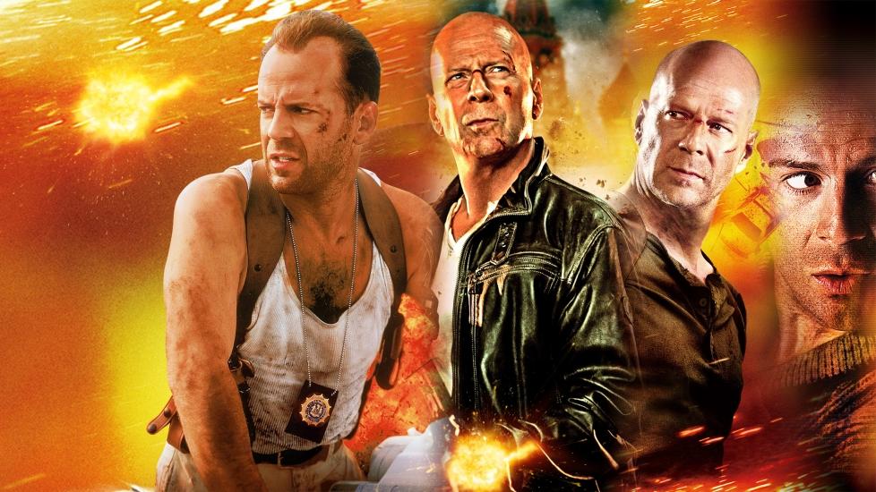 Die Hard - Loạt Phim Hành Động Chống Tội Phạm Hay Nhất
