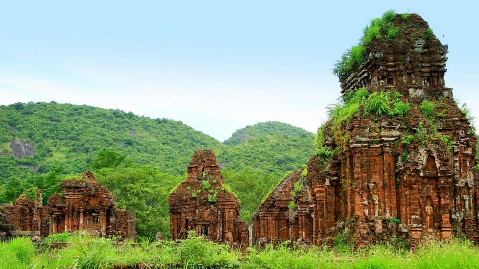 [4K] Toàn Cảnh Thánh Địa Mỹ Sơn - Việt Nam