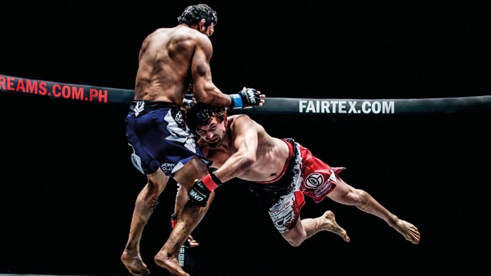 Tập Luyện MMA