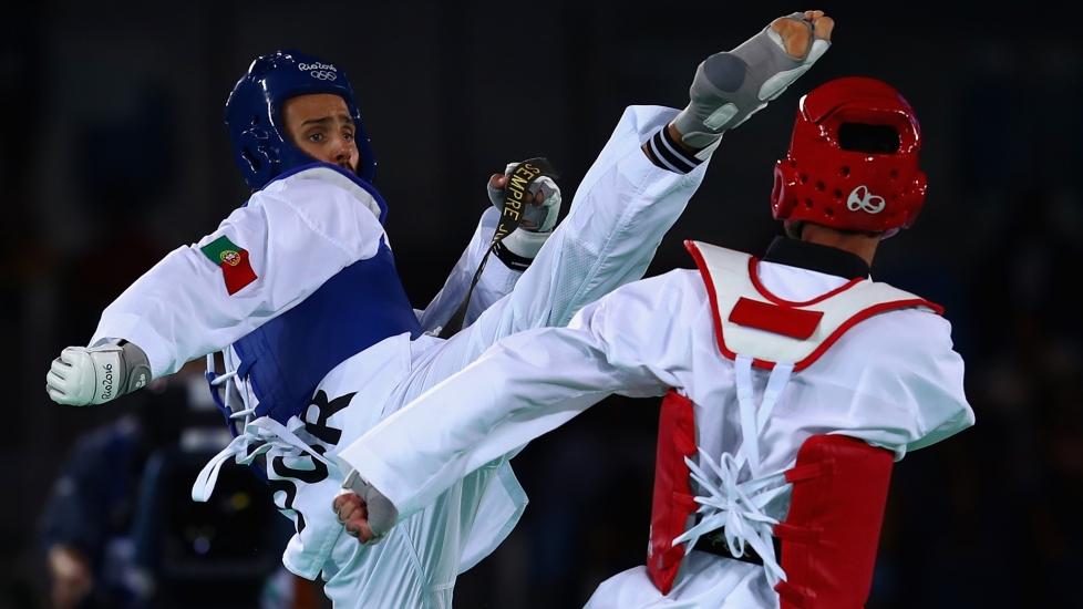 Làm Quen Với Taekwondo