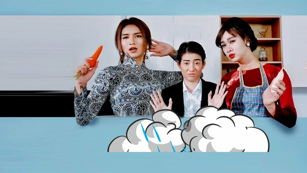 BB Trần - Hải Triều: Những Màn Parody Cực Chất