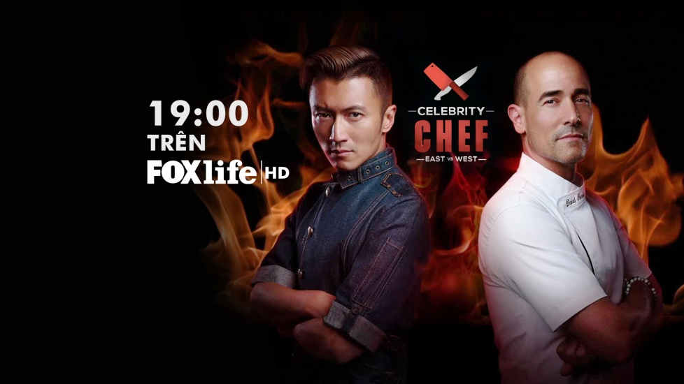 Celebrity Chef: East Vs West