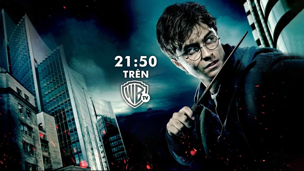 Harry Potter Và Những Bảo Bối Tử Thần (Phần 1)