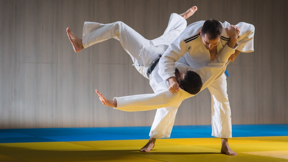 Hướng Dẫn Tập Võ Judo