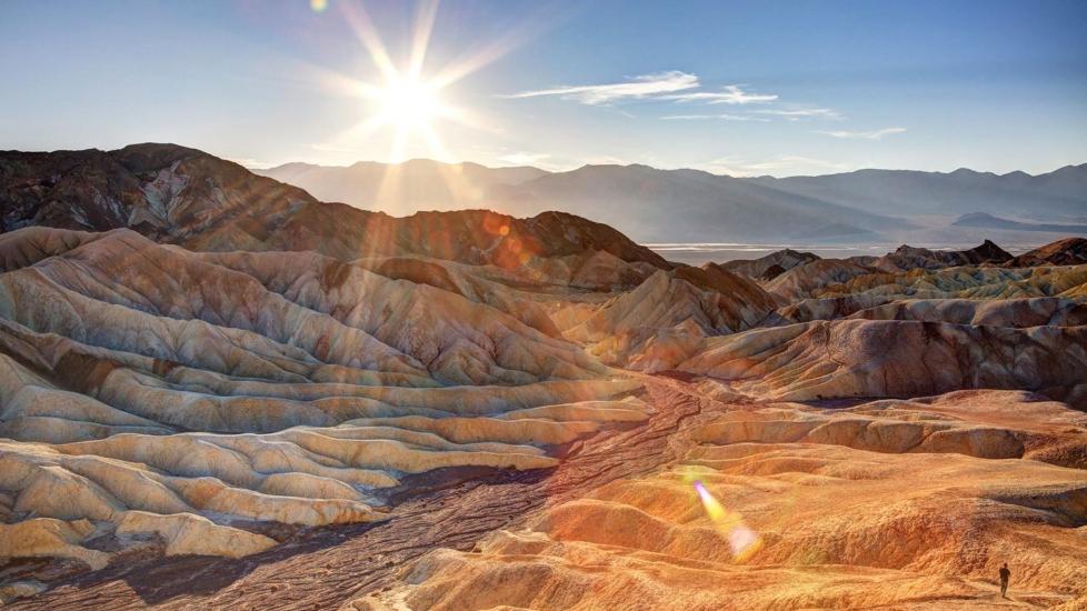 [4K] Vẻ Đẹp Bí Ẩn Của Thung Lũng Chết Tại Mỹ