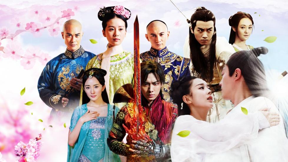 Top Phim Kiếm Hiệp Ngôn Tình Trung Quốc Hay Nhất