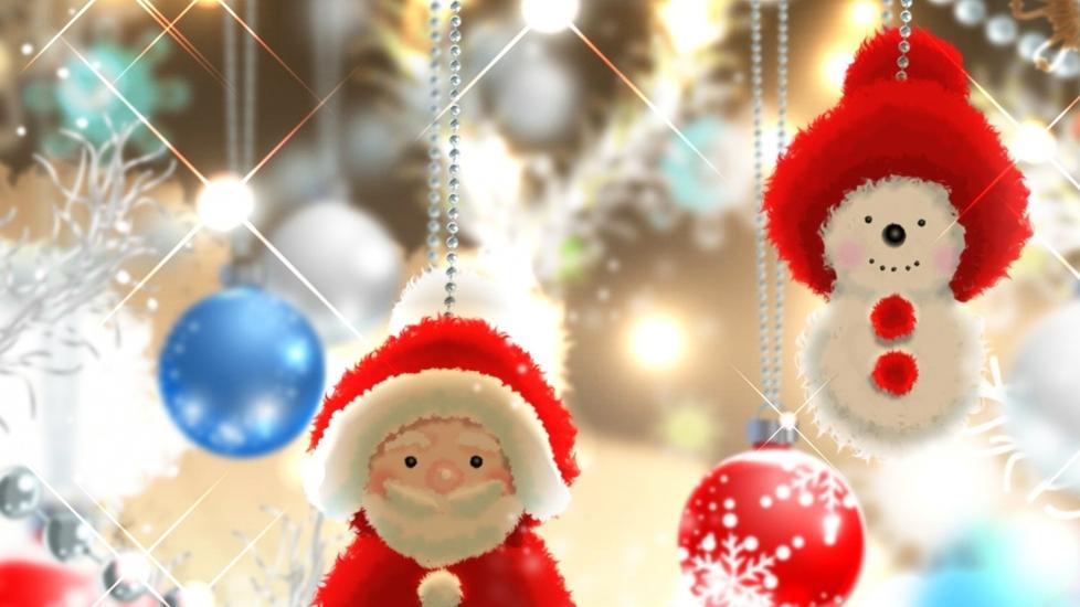 Trang Trí Nhà Cửa Dịp Giáng Sinh