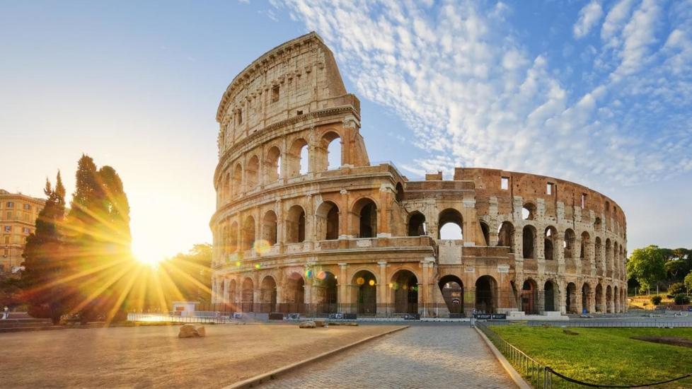 [4K] Tận Mục Đấu Trường La Mã Colosseum - Ý