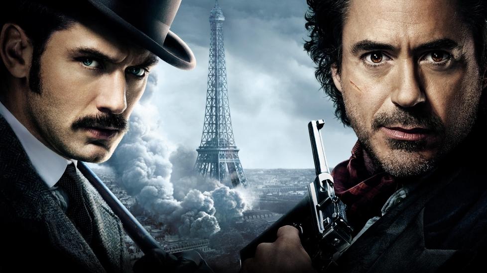 Sherlock Holmes 2: Trò Chơi Bóng Tối