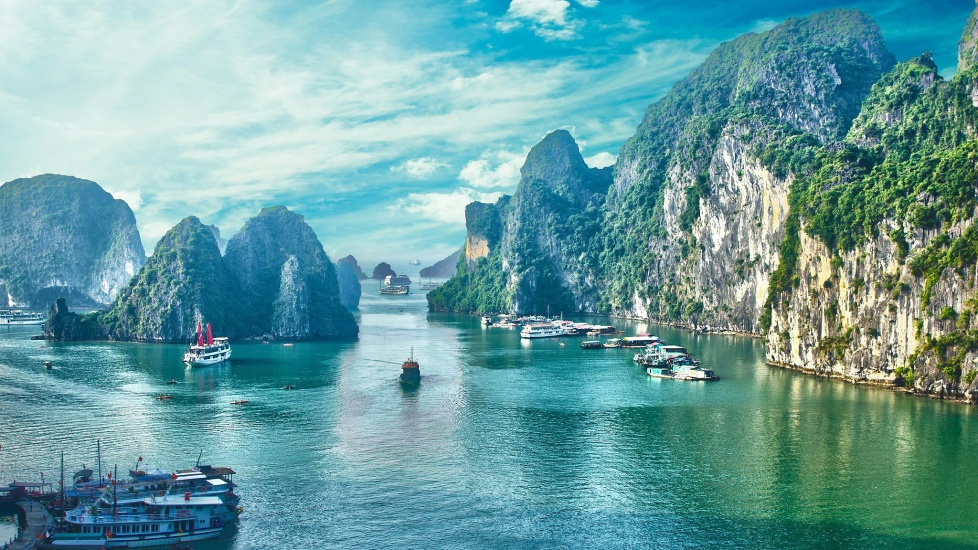 [4K] Vẻ Đẹp Quyến Rũ Của Việt Nam