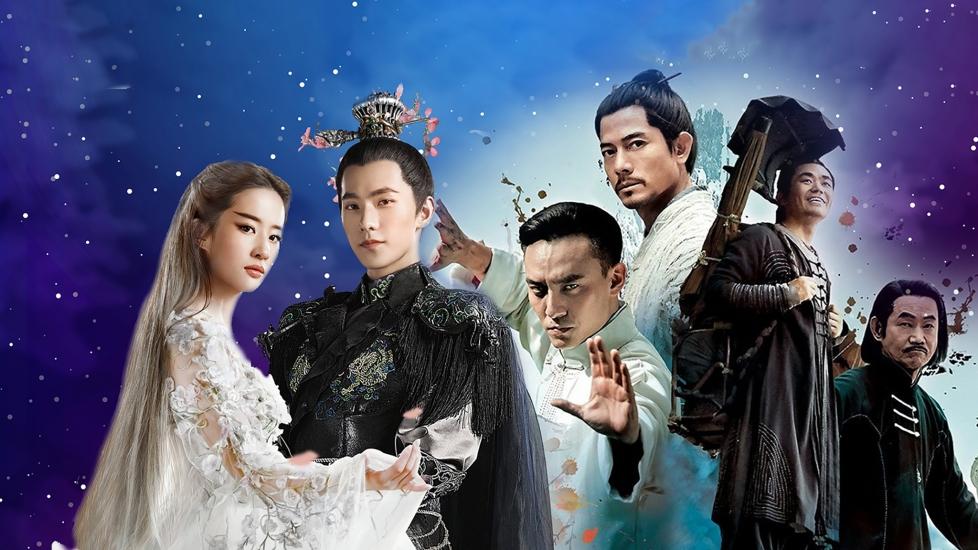 Những Phim Thần Thoại Đặc Sắc Trung Quốc