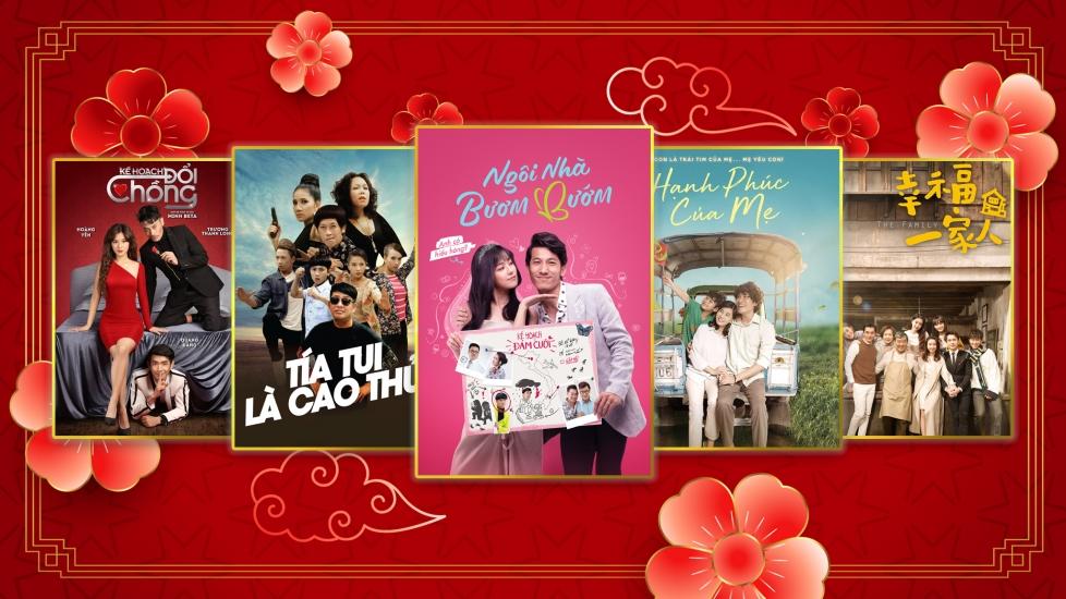 Những Bộ Phim Gia Đình Ý Nghĩa Cho Ngày Xuân Năm Mới
