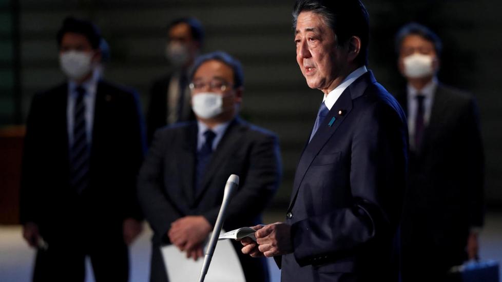 Nhật Bản Ban Bố Tình Trạng Khẩn Cấp Với Đại Dịch Covid-19
