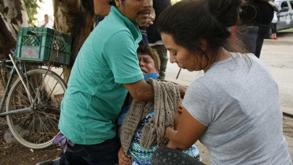 Tang Thương Vụ Thảm Sát Tại Trung Tâm Cai Nghiện Mexico, 24 Người Tử Vong