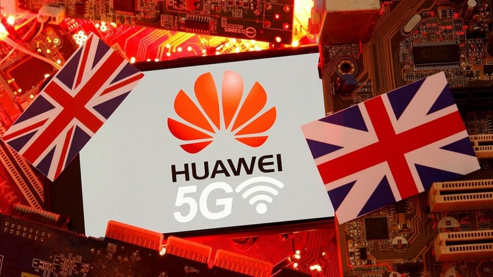 Anh Gây Sốc Khi Loại Bỏ Huawei Khỏi Mạng 5G