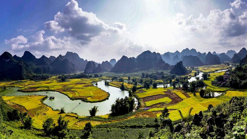 [4K] Khám Phá Non Nước Cao Bằng - Việt Nam