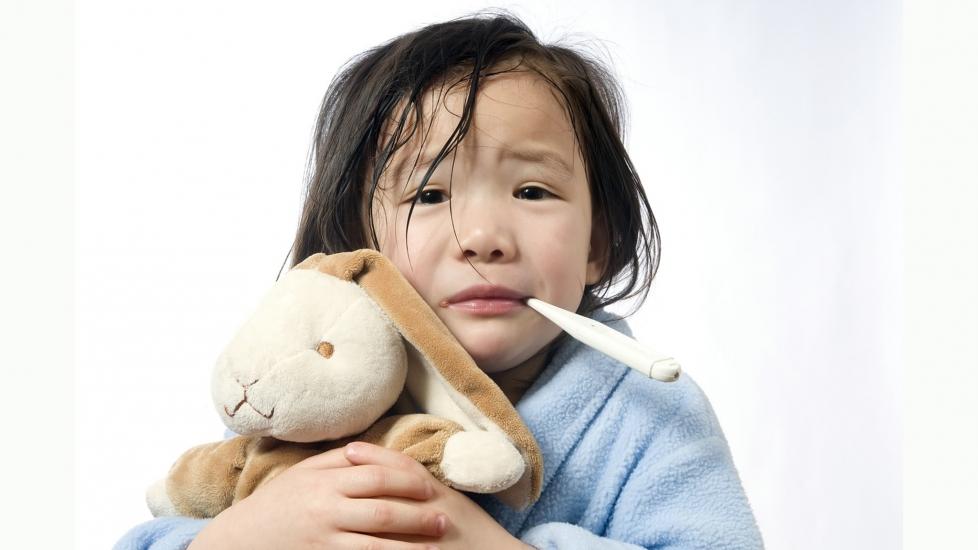 Các Bệnh Thường Gặp Ở Trẻ