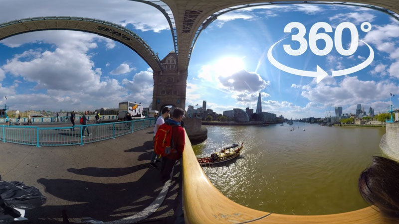 [VR] Tham Quan London