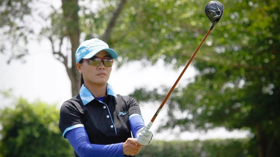 Tăng Thị Nhung - Nữ Golfer Nhà Nghề Đầu Tiên Của VN