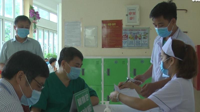 Thanh Hóa Hoàn Thành Tiêm Vắc Xin Phòng COVID-19 Cho Hơn 25.000 Người