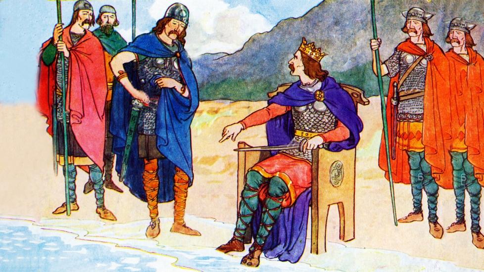 Bài Học Của Vua Canute