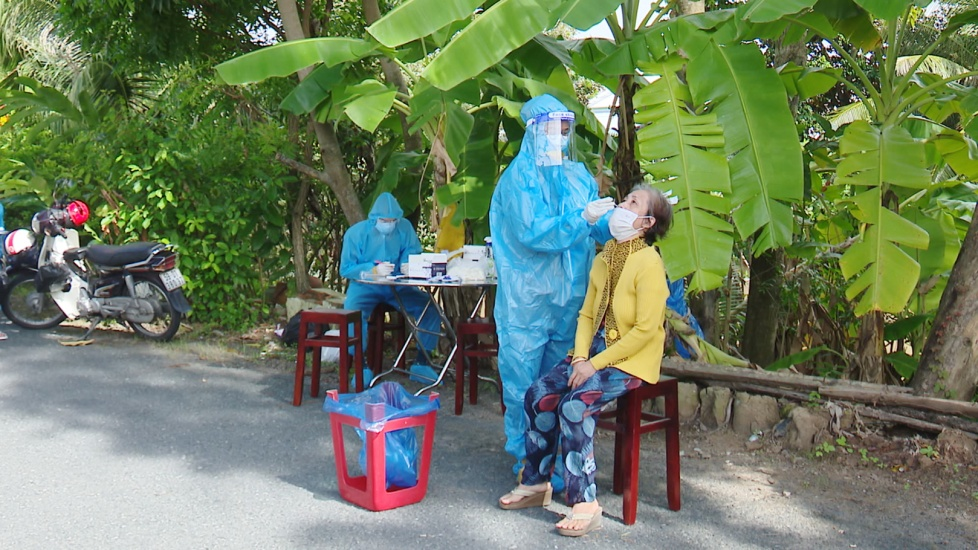 Thành Phố Sa Đéc Test Nhanh Cho Hơn 14.700 Người Phát Hiện 106 Ca Dương Tính