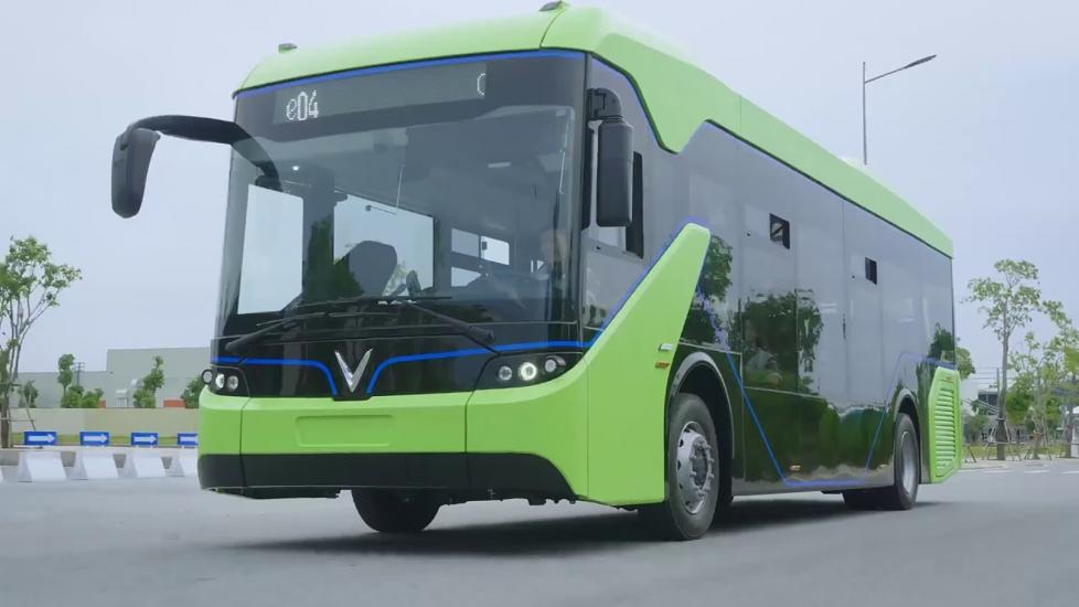 Xe Bus Điện Vinfast - 4 Điểm Bạn Nên Biết - Xế Cưng Review